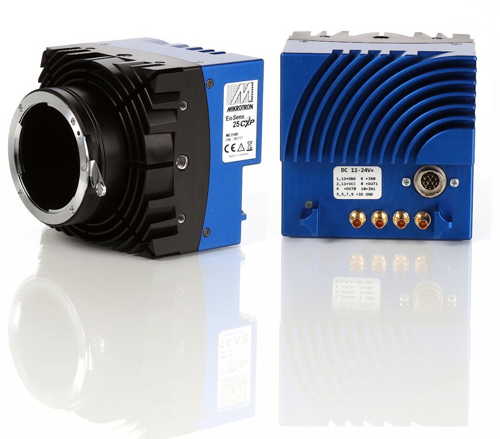 Uniforce Sales and Engineering » Mikrotron Cameras