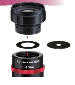 Locking Screw PIC_JCM-V Lens