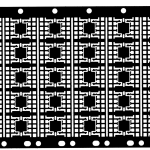 circuit board with tc16 opto lens