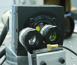 High-Speed Camera Close-Up