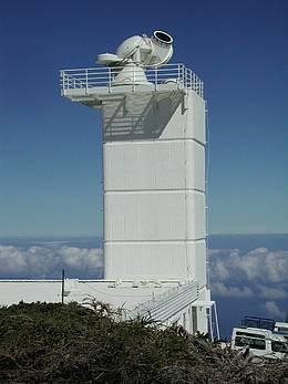 The Swedish Solar Telescope (SST)
