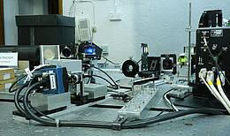 Wavefront Sensor Beam