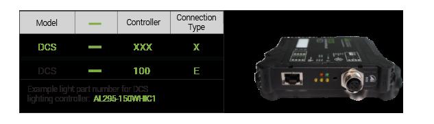 DCS-100_PartKey advanced illumination Ai