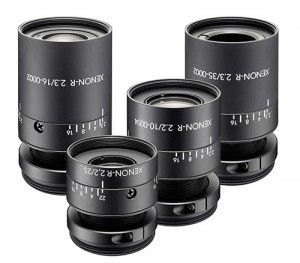xenon_ruby_C mount lenses