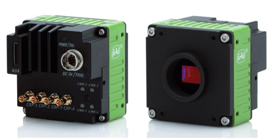 Jai SP-5000 CXP4 front back view camera picture