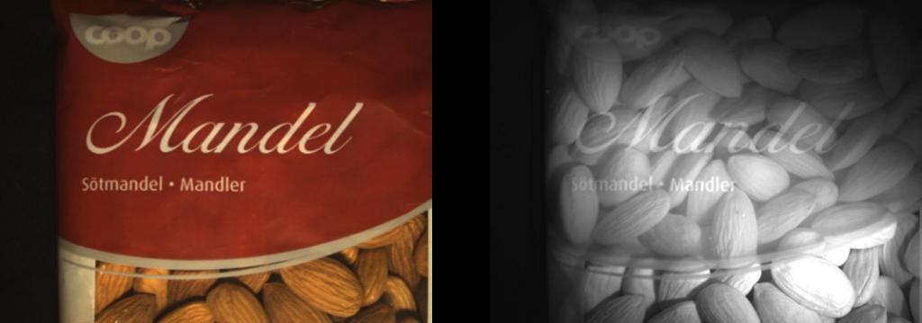 fusion almonds
