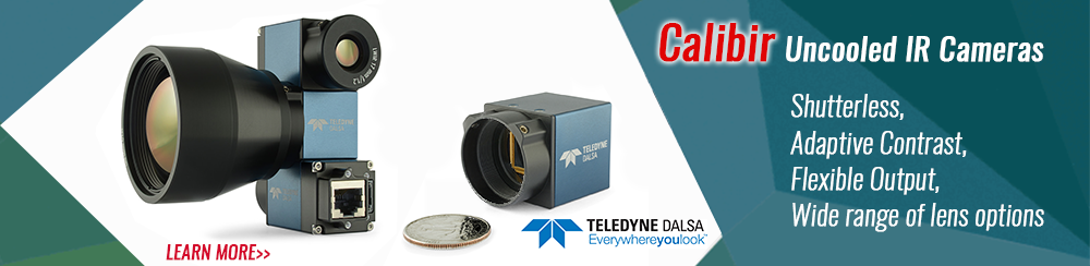 Uniforce Sales and Engineering » Teledyne DALSA Cameras