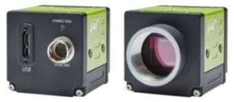 jai SP 12401-USB camera front and back pict