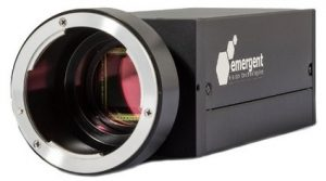 emergent camera front view Bolt Series