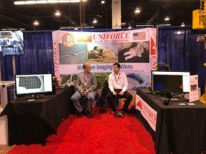 2020 ATX Show _ uniforce Booth