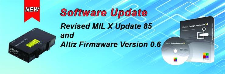 Firmware Update Banner