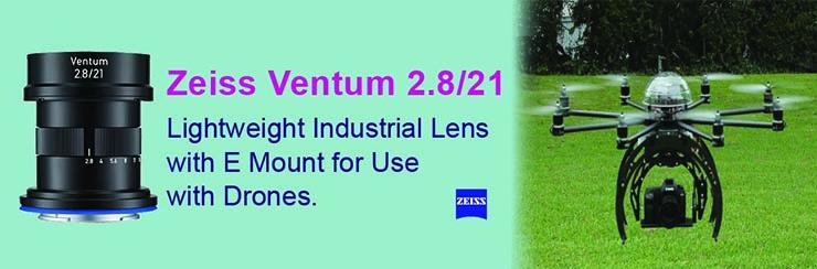 dalsa 750px ventum zeiss 2.8 lens banner