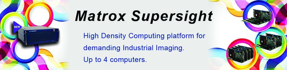 matrox supersight 1k banner